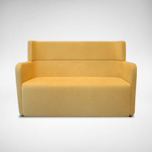 Hulky 2–Seater Sofa – Highback