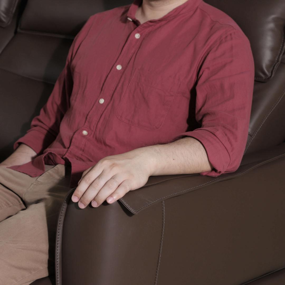 Plush Armrests