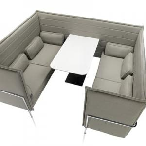 Serenity Privacy Sofa