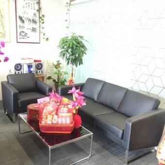 Amber 3–Seater Sofa