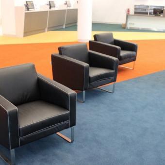 Amber 1–Seater Sofa
