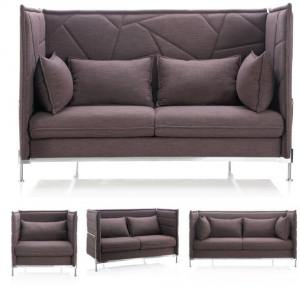 Enclosed 1–Seater Sofa – Midback