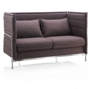 Enclosed 2–Seater Sofa – Highback