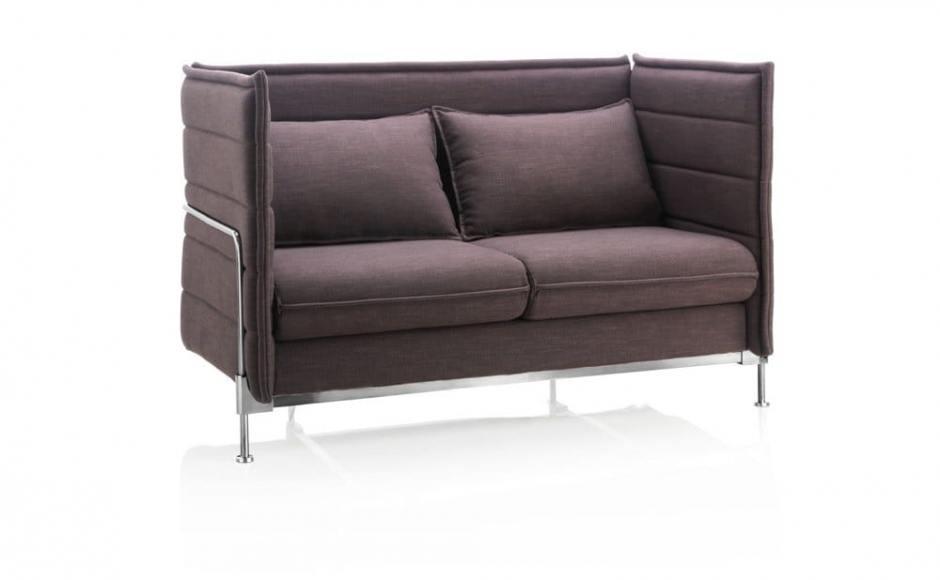 Yoozoo - Alice@Mediapolis   Product Seen: [Rococo Beanbag, Enclosed 2–Seater Sofa – Highback, Kylie Coffee Table – Big, Duxton Side Chair - Natural & Chimo Pouf / Ottoman – Medium]