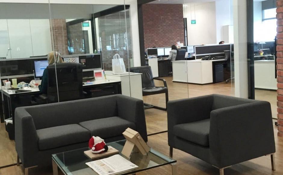 Wong Fong Engineering Works Pte Ltd - 79 Joo Koon Circle | Product Seen: [Farrer 1,2 Seater Sofa]