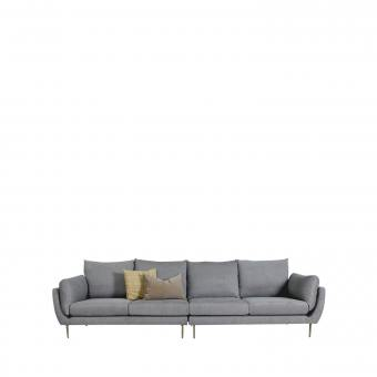 Ginette 4-Seater Sofa