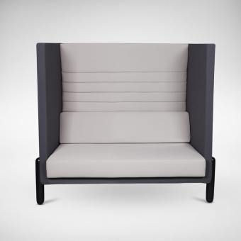 Helsa 2–Seater Sofa – Highback