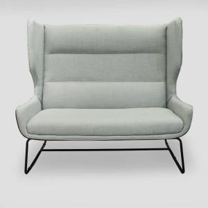 Houston 2–Seater Sofa – Highback