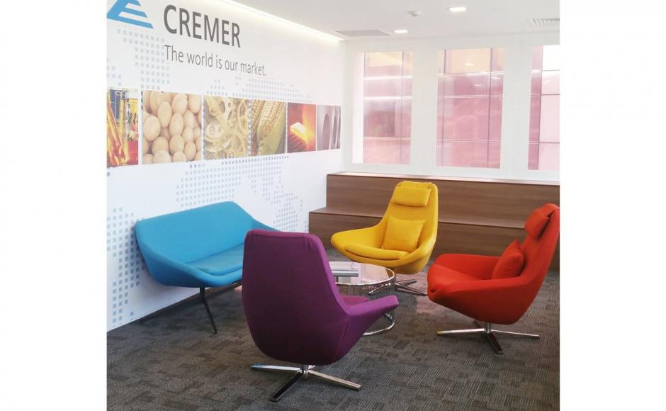 Peter Cremer - Cecil Street | Products Seen: [Rykiel Lounger & Lacto 2 Seater Sofa]<br />