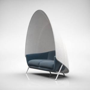 Spaceship Sofa – Highback