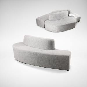 Wave Modular Sofa – Right