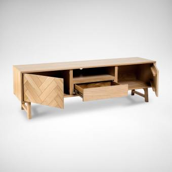 Javier TV Console - W1800