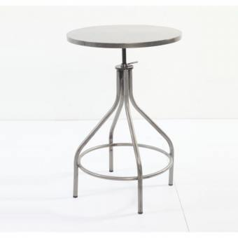 Quaint Height Adjustable High Table