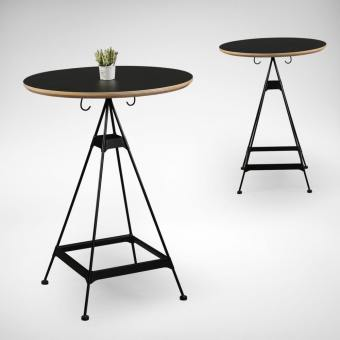 Evose Bar Table - Round 800