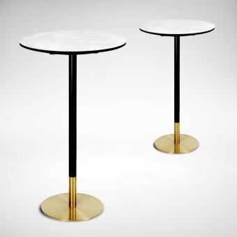 Ceramic + Gala Bar Table - Dia700