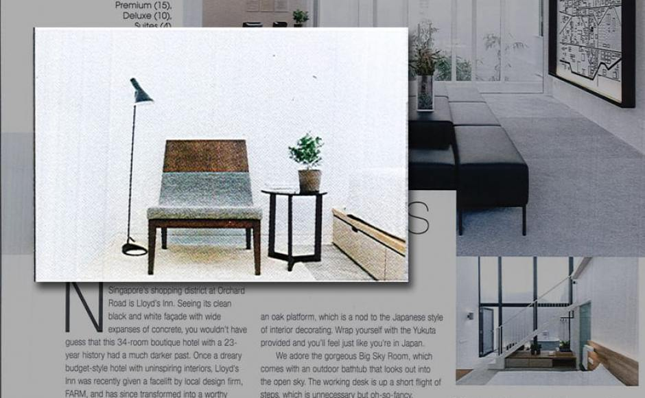 As featured on SquareRooms November 2014 Issue<br />