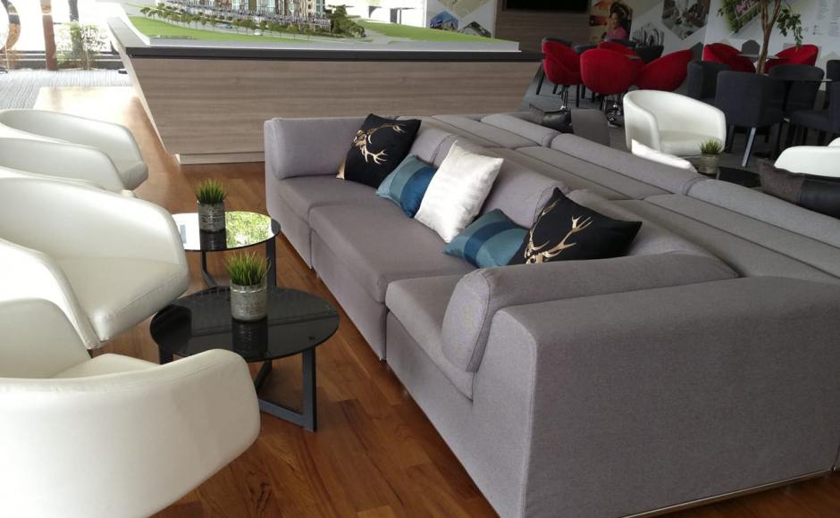 Hillford Showflat - Jalan Jurong Kechil | Products seen: [Minky Sofa Set & Lola Coffee Table -Small/Big]<br />