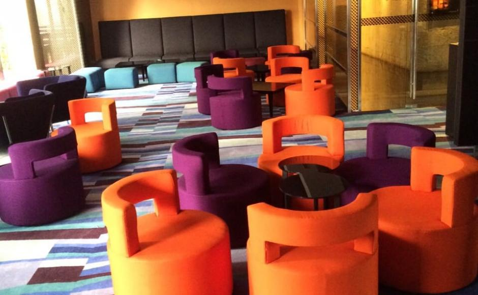 M Hotel - 305 Tanjong Katong Road | Products seen: [Aspire Sofa - 1-Seater, Private Sofa - Midback &amp; Lola Coffee Table]<br />