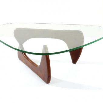 Noguchi Coffee Table (replica) - Cocoa