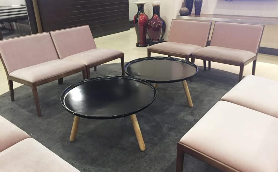 DBS Treasures - Ngee Ann City | Product Seen: [Lucy Coffee Table – Big]<br />