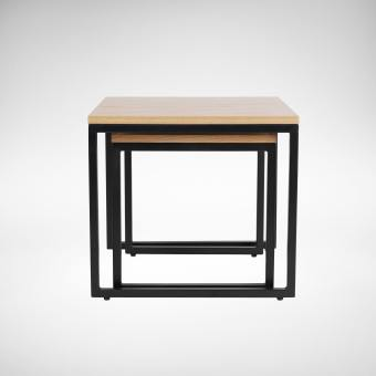Dina 2-in-1 Coffee Table (Nestable)