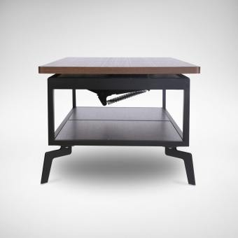Harrison Coffee Table/Dining Table (Convertible) - V2