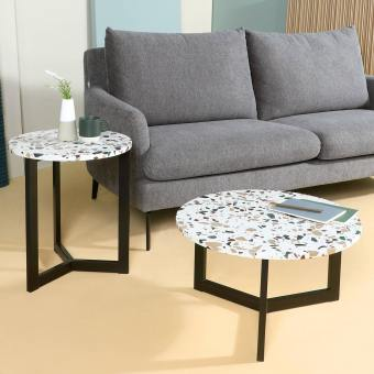 Terrazzo x Lola Coffee Table – Small