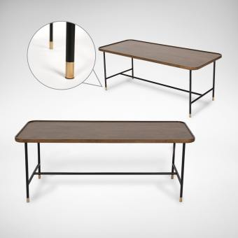 Urban Coffee Table - Gold Tips W900