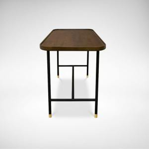 Urban Coffee Table - Gold Tips W600