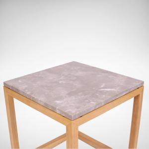 Zuppa - Tan Marble Coffee Table