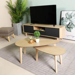 Moore Coffee Table - (Nestable)