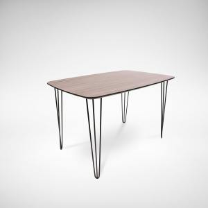 Boat x Hairpin – W1200 Dining Table