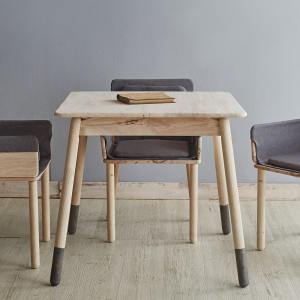 Fuse Dining Table – Square 800