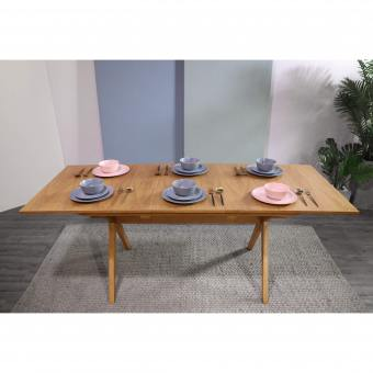 Myron Extendable Dining Table – W1500/1900