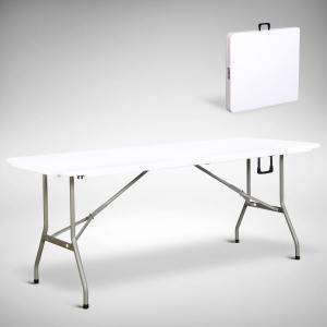 Madeline Foldable Portable Table - W1800