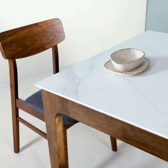 Sintered x Shiro Dining Table - W1400