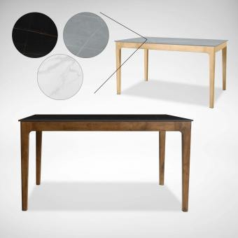 Sintered x Shiro Dining Table - W1800