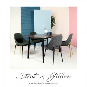 Strut Dining Table – W1400