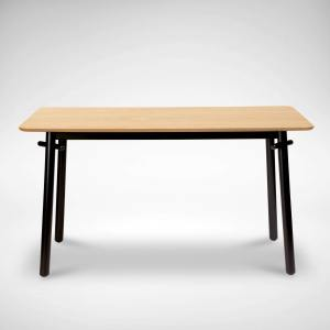 Strut Dining Table W1400 - Maple