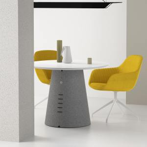 Xeno Dining Table - Dia1000