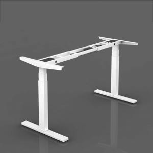 Tito 1-Sided Height Adjustable Table