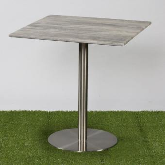 Isotop - Outdoor Table Top – Cement colour