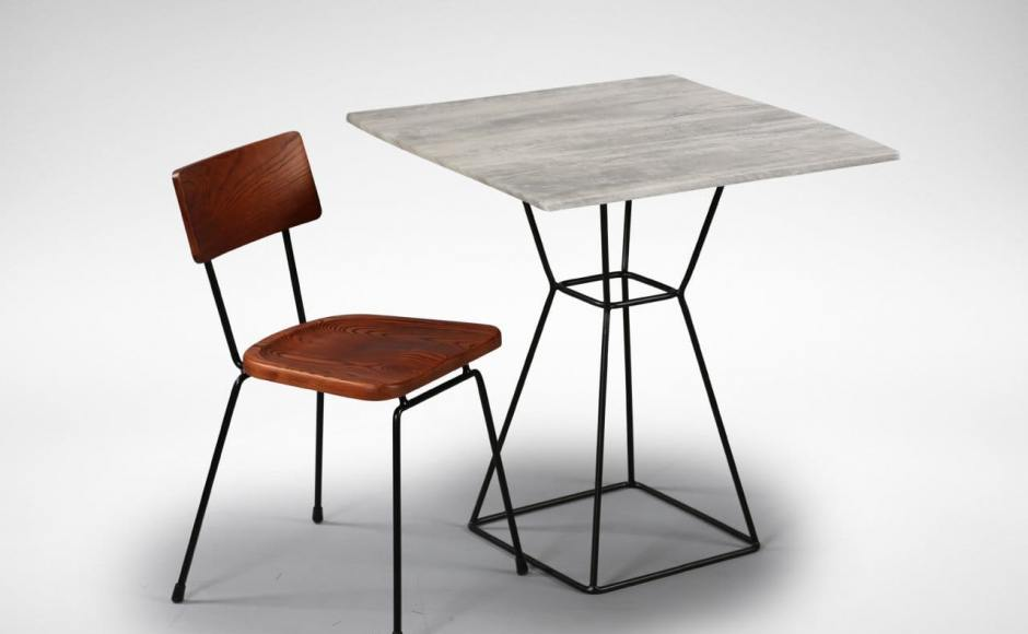 Match with [Figure table leg, Glory chair]