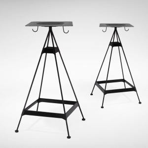 Evose Bar Table Leg – H1045