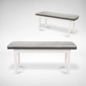 Haru Bench - Cushioned Seat - Customised