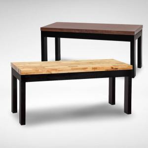 Column Bench w/ Butcher Top – Customisable