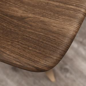 Adik Walnut - Wood Side Chair