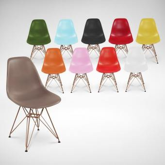 Argo – PP + Eiffel Gold Chair