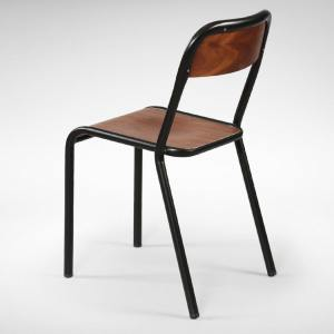 Lama Side Chair – Wood