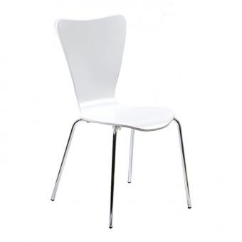 Carter Side Chair – White